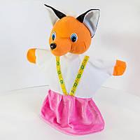Игрушка рукавичка (кукольный театр) Лиса