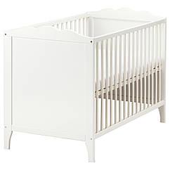 HENSVIK Детская кровать, белый