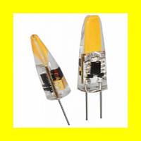 Светодиодная лампа LEDEX Premium 2Вт G4  200lm 360º 12В AC-DC чип  Epistar Тайвань 3000К