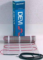 Нагревательный мат DEVImat 150T (7,0 м2/1050Вт) DTIF-150 (140F0454) для теплого пола