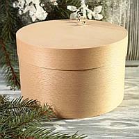Коробка подарочная из букового шпона 700 (90*55 мм)