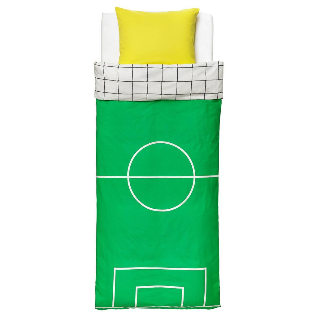 SPELPLAN Комплект постельного белья, зеленый