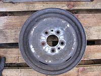 Диск колесный стальной б/у R14 на Fiat Ducato, Citroen C25, Peugeot J5 1986-1994 год