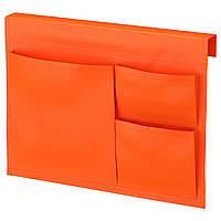 STICKAT Карман на кровать, оранжевый