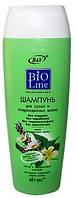 Витекс Шампунь для сухих и поврежденных волос Bio Line запах натуральных масел без красителей RBA /32-34
