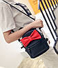 Милый мини рюкзак с бантиком и ушками Минни Маус, фото 5