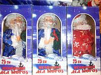 Дед Мороз под елочку музыкальный