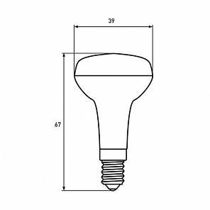 "EUROLAMP LED Лампа ЕКО серія ""D"" R39 5W E14 4000K, фото 2"