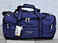 Спортивная сумка ElenFancy 2090 синяя