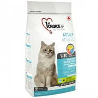 1st Choice (Фест Чойс) ADULT Healthy Skin & Coat 0.9кг - корм для кошек (лосось)