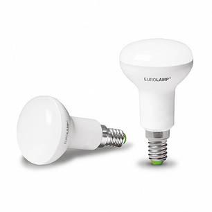 "EUROLAMP LED Лампа ЕКО серія ""D"" R50 6W E14 4000K, фото 2"