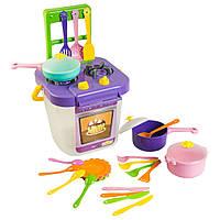 Набор игрушечной посуды (Tigres)