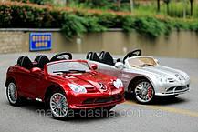 Детский электромобиль Mercedes-Benz SLR McLaren 722 S, Автопокраска, фото 2