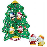 Игровой набор Hello Kitty Рождественская елка (290265)
