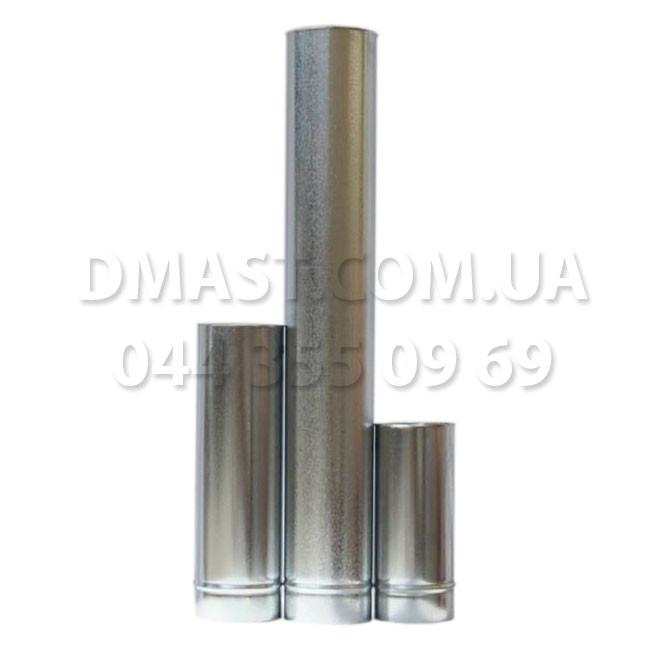 Труба вентиляційна оцинковка ф150 0,5 м