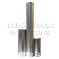 Труба вентиляционная оцинковка ф120 1м