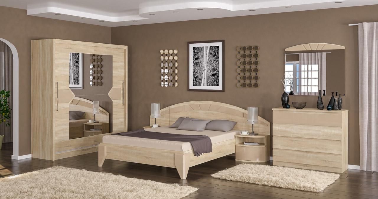 Спальня Аляска Мебель-Сервис