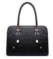 Каркасная деловая сумка для модных девушек