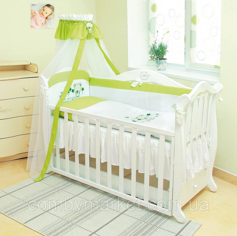 Детская постель Twins Evolution Лето A-018 4 эл.