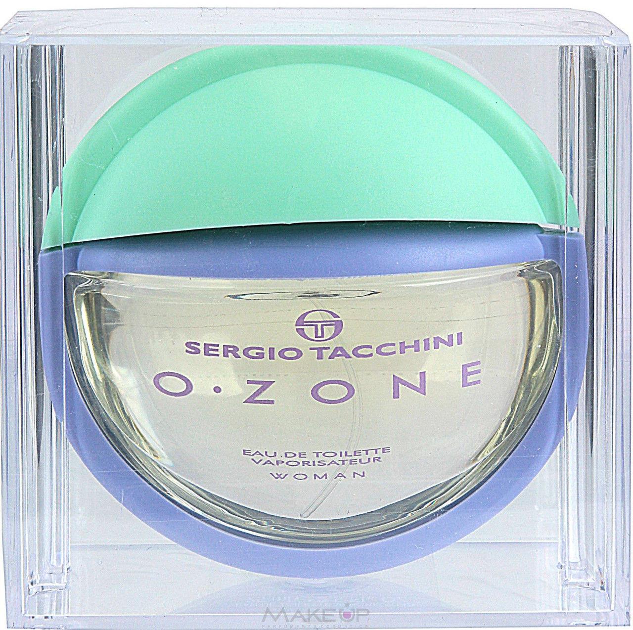 Sergio Tacchini  O•zone  Woman 50ml женская оригинальная парфюмерия