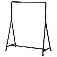 TURBO Вешалка для одежды, внутр/внешний, черный