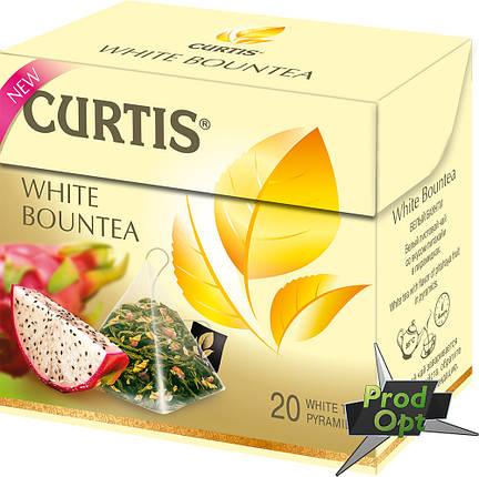 Чай Curtis White Bountea 20 пірамідок, фото 2