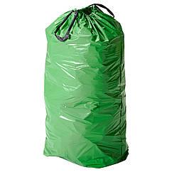 FÖRSLUTAS Мешок для мусора, зеленый
