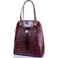 Сумка-рюкзак Desisan Женская кожаная сумка-рюкзак DESISAN (ДЕСИСАН) SHI3132-588