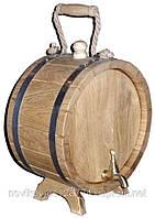 Баклага дубовая 5 литров