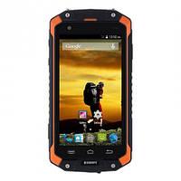 """Смартфон Discovery V9 IP68, 2sim, батарея 4000 мА·ч, экран 4,5"""" IPS, 8Мп, 2 ядра, GPS, 3G, Wi-Fi, Android 4.4."""