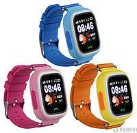 Smart Watch Q90 (Q100) детские умные часы - телефон GPS/A-GPS/Wi-Fi/GSM/LBS