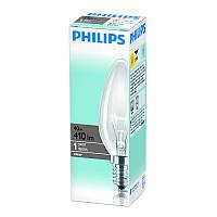 Лампа свеча Philips 40w E14
