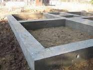 Строительство фундамента — плита монолитный