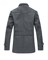 Мужское пальто. Модель 510, фото 4
