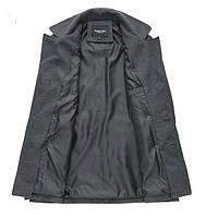 Мужское пальто. Модель 510, фото 5