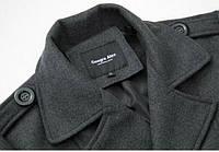 Мужское пальто. Модель 510, фото 6