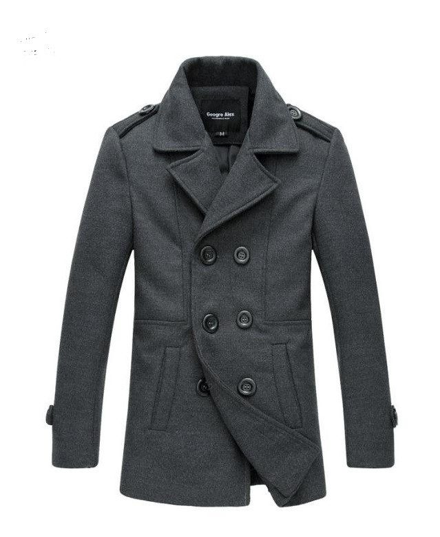 Мужское пальто. Модель 510
