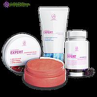 Набор Slim Body Expert (Acai berry plus 60 capsules, Advanced body peeling 200 мл , Active body serum 150 мл )
