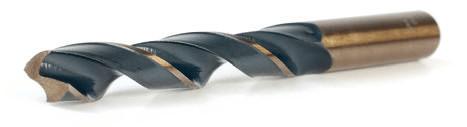 Сверла по металлу Р9 (Кобальтовые)