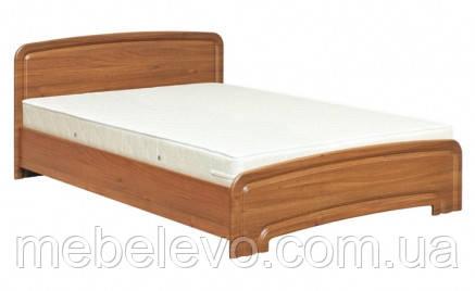 Кровать К-140 Классика МДФ  140х200 800х1480х2030мм  Абсолют
