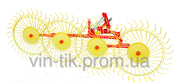 Грабли тракторные (ПОЛЬША)
