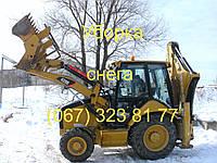 Уборка вывоз снега (067) 232 81 77