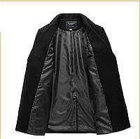 Мужское весеннее пальто. Стильное пальто. Модель 06., фото 3