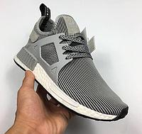 Кроссовки мужские Adidas s NMD V3 (grey/white) - 68z кроссовки