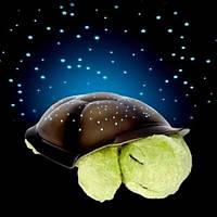 ОЛИВКОВАЯ ЧЕРЕПАХА МУЗЫКАЛЬНАЯ, проектор звездного неба, ночник, светильник