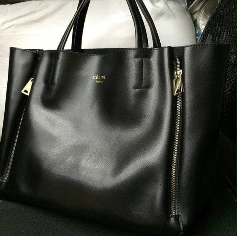 Сумка Celine черная, фото 2