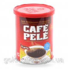Натуральный растворимый порошкообразный кофе Cafe Pele