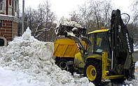 Уборка вывоз снега (067) 232 81 77, фото 1