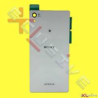 Корпус Sony D6502 Xperia Z2  \ D6503 Xperia Z2 White (задняя крышка)