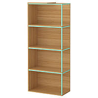 IKEA PS 2014 Комбинация regałowa, комплектация верхняя, бамбук, светло-зеленый